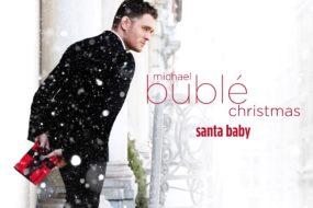 Michael Buble – Santa Baby (Audio)